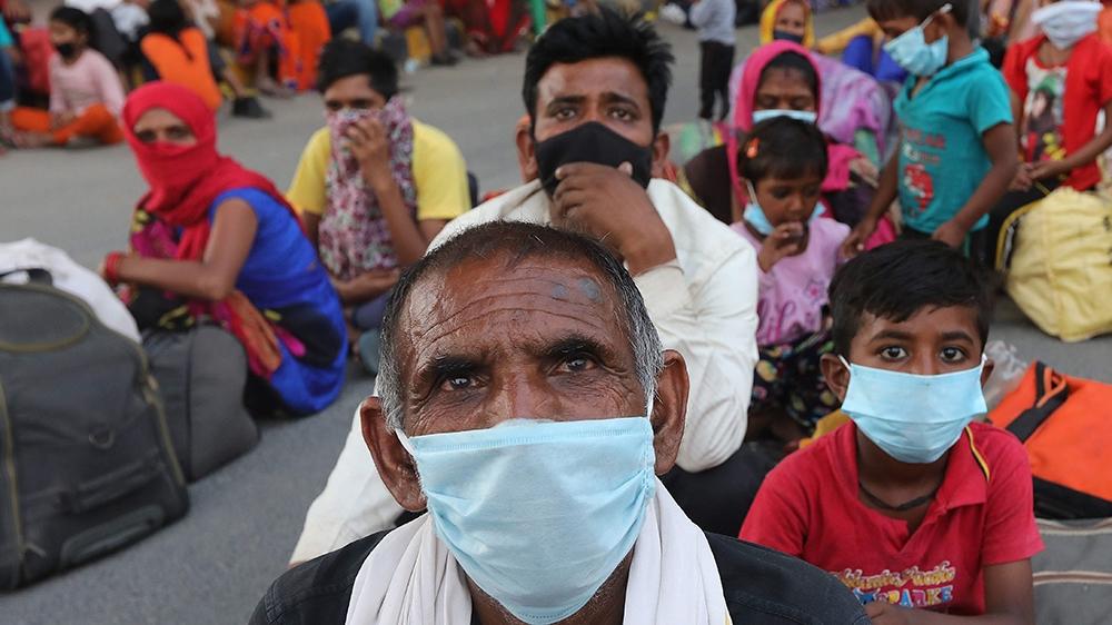 भारतमा कोरोना संक्रमितको संख्या झण्डै ७ लाख
