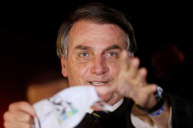 ब्राजिलका राष्ट्रपतिको दोस्रो पटकको कोरोना परीक्षण पनि पोजेटिभ