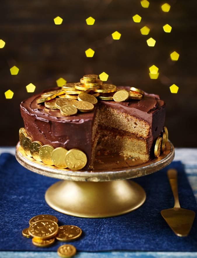 Shortbread Cake Recipe