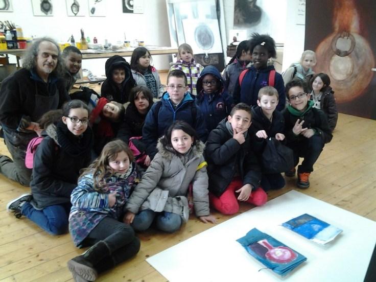 2.Animation atelier école Saint Barthélemy BR