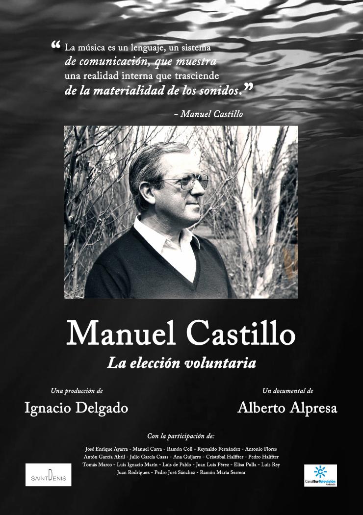 Manuel Castillo. La elección voluntaria