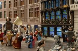 Inauguration de la crèche 2012 de St-Do