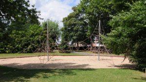 Aire de jeux - Parc Bellevue de Glane