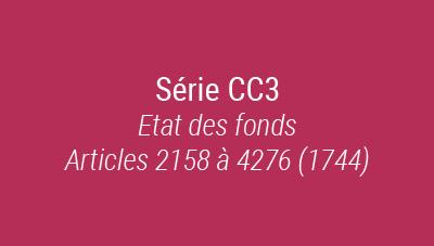 Série CC3