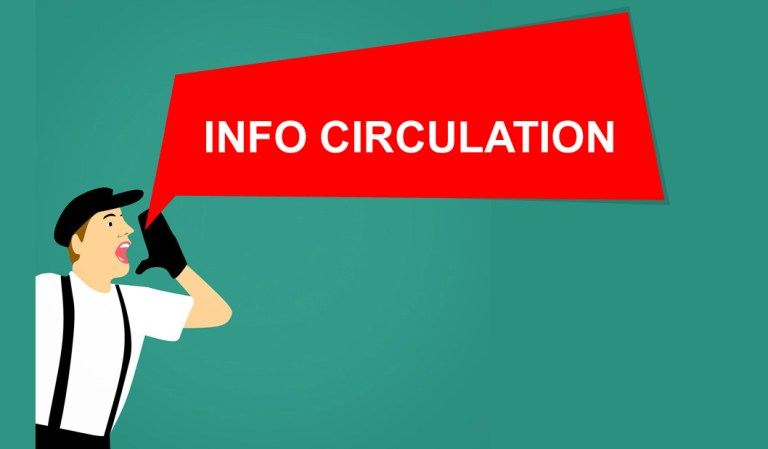 Info circulation