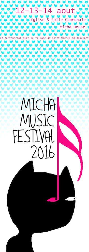 Affiche Micha Music 2016 web