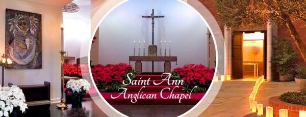 Saint Ann Facebook Page