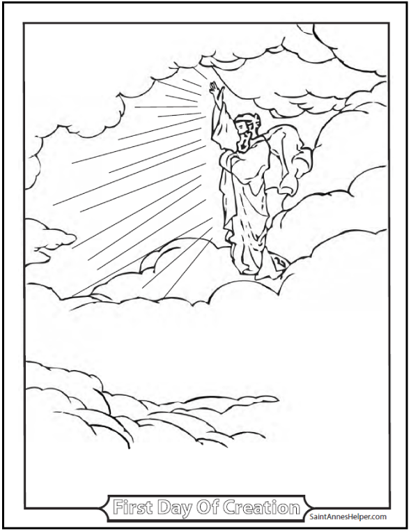 45 bible story coloring pages creation jesus amp mary miracles