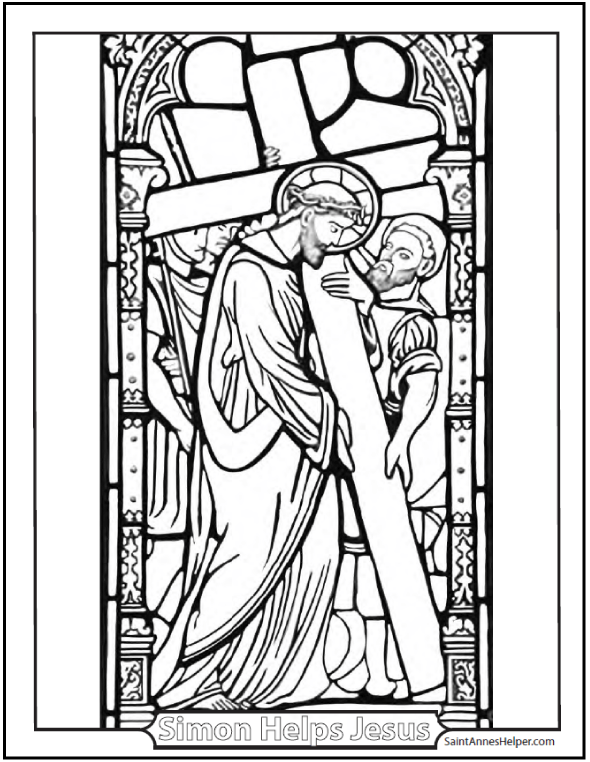 Printable Stations Of The Cross Booklet St Alphonsus