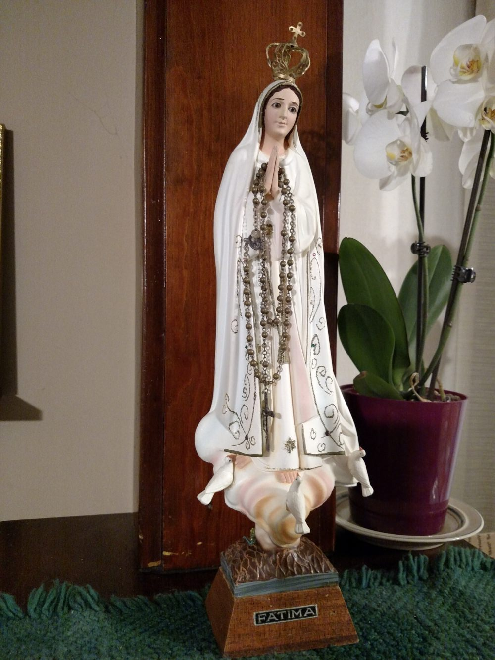 Fatima Prayers 1917 2017 Miracle Of Fatima Coloring Page