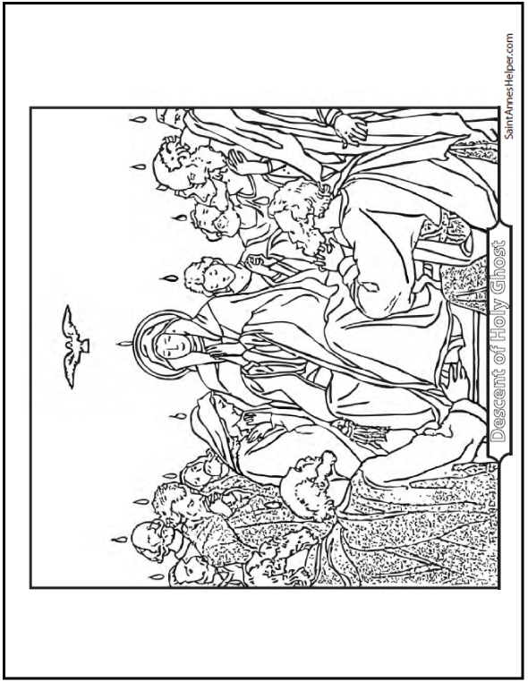 sacrament coloring pages | Coloring Page for kids