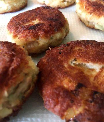 St Helena Fishcakes