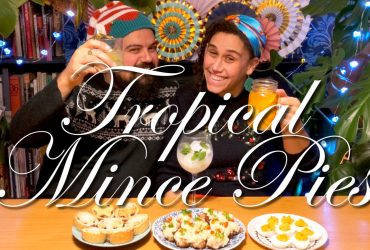 Tropical Mince Pies