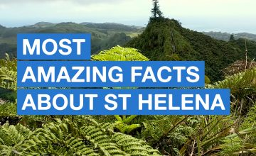 Amazing facts about St Helena thumbnail