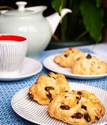 St Helena Rock Cakes Recipe