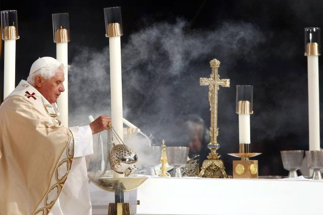 How the Latin Church's Sacred Worship in the Mass Cultivates the Moral Life