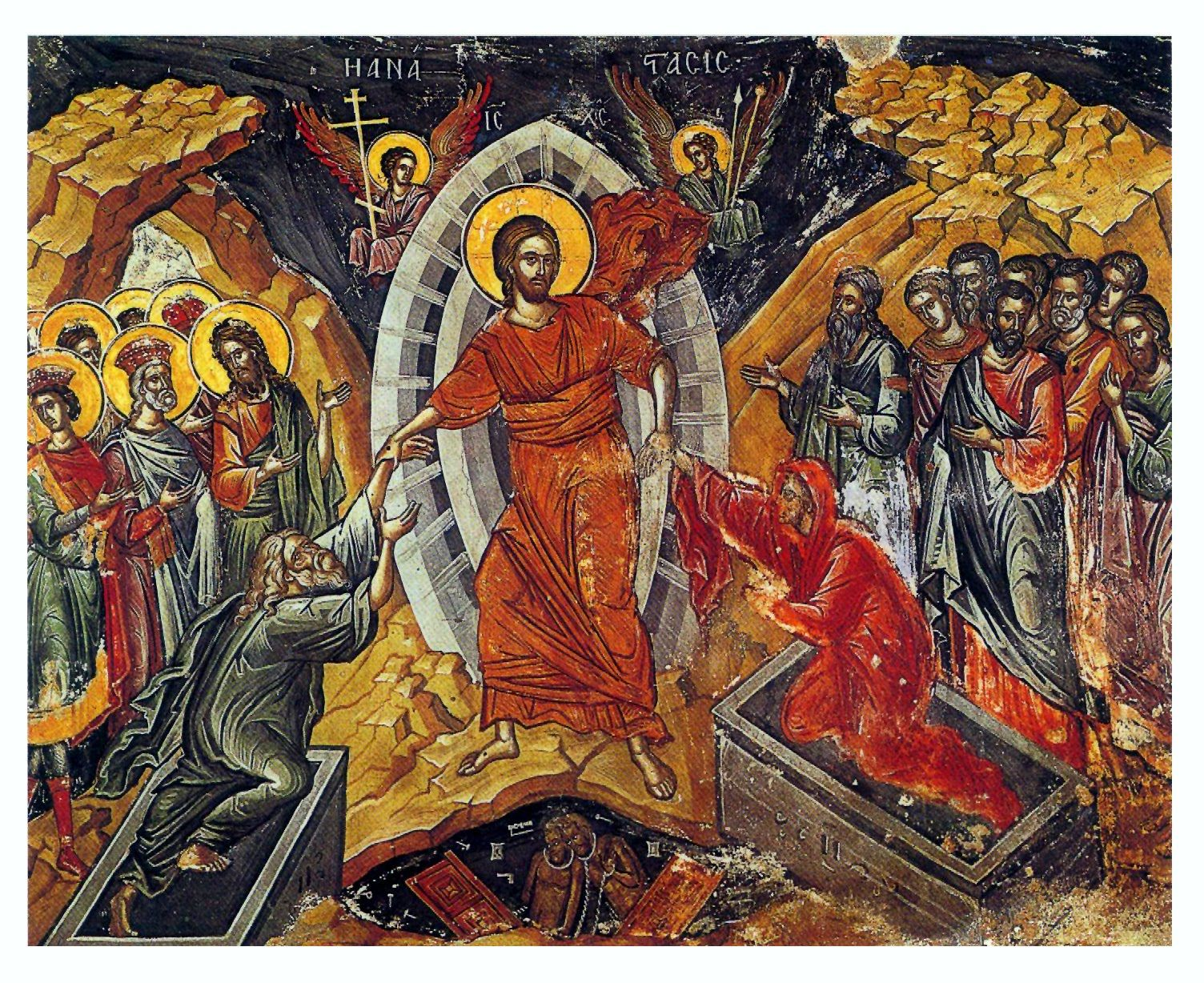 Jesus Descended to Hell: A Historical, Scriptural, Modern, and Pastoral Treatment