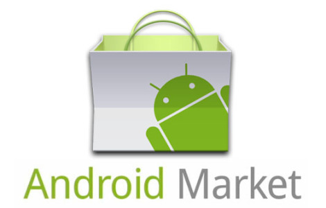 Android Market hits the web