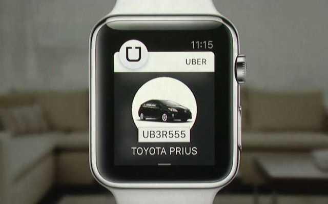 Apple-Watch-Uber