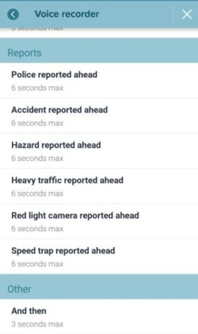 Waze Update for iOS Finally Includes Voice Recording Options