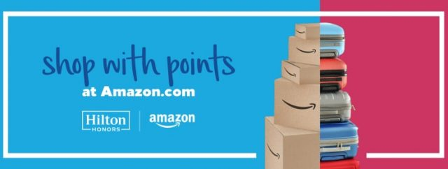 You Can Now Spend Your Hilton Honors Rewards Points at Amazon