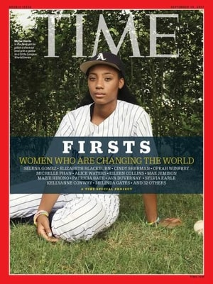 time magazine firsts