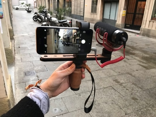 photos officielles 2c08d b8c9c Take Amazing Photos and Incredible Videos with ShoulderPod ...