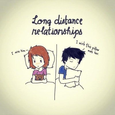 Things to do with your boyfriend long distance