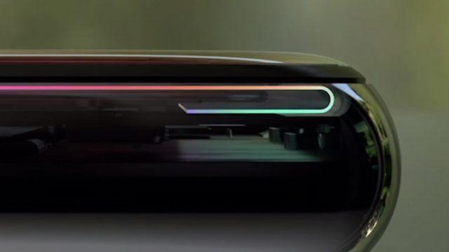 iPhone X Bezel