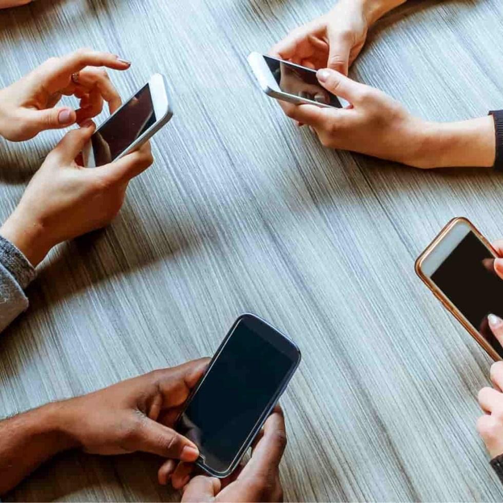 cellphone addiction