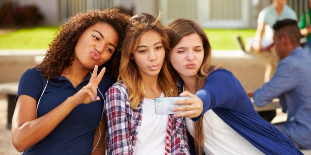 teenagers and social media