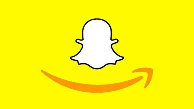 amazon and snapchat
