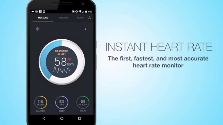 instant heart rate monitor