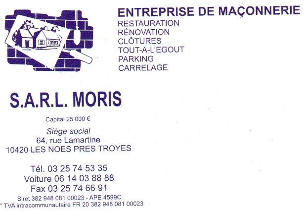 SARL MORIS