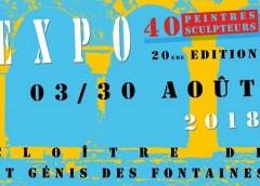 Expo au Cloître