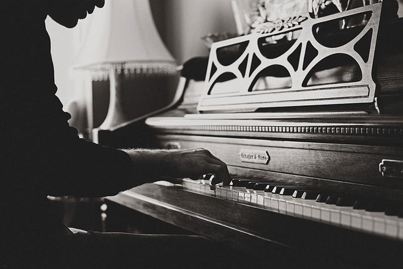 Piano à Saint-Génis des Fontaines
