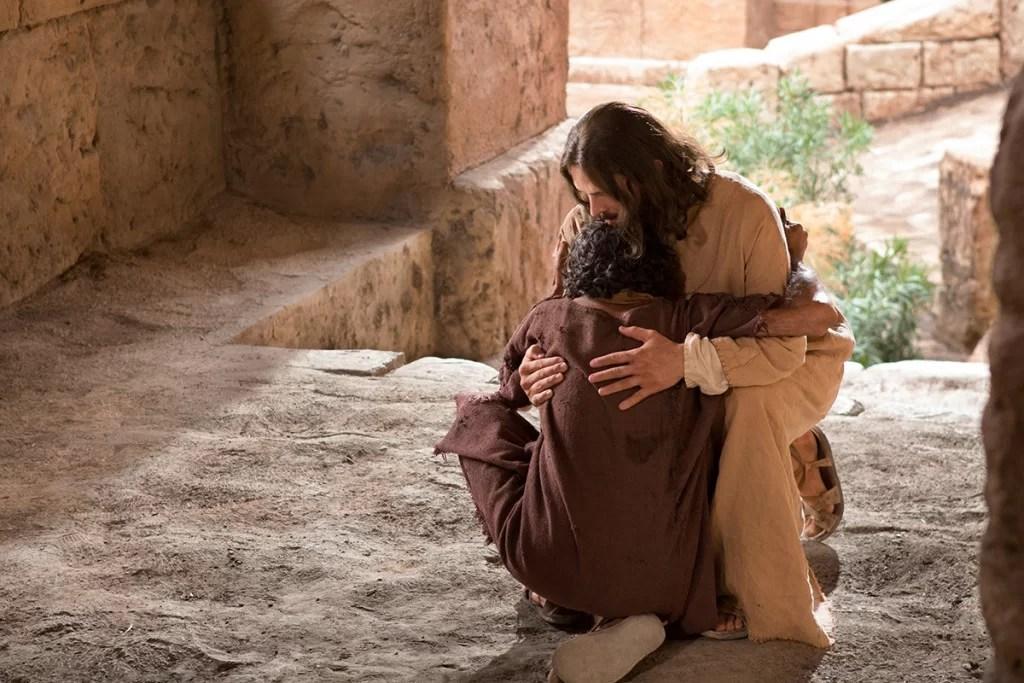 Image result for Jesus heals leprosy