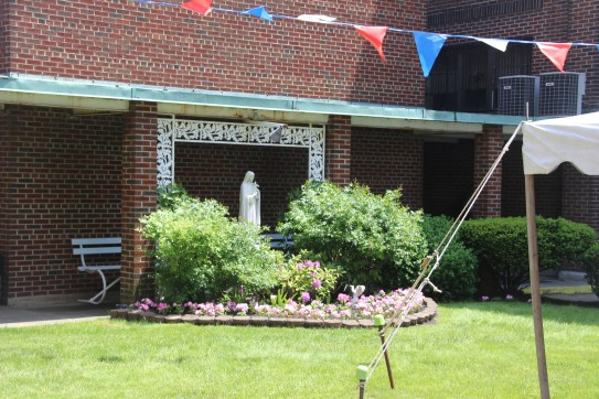 Garden of St Therese