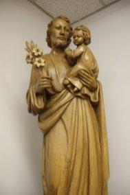St Joseph: Chapel