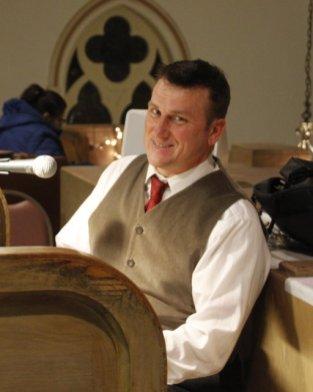Guest organist: Christmas Eve Michal Zachowicz