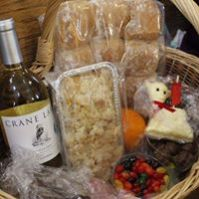 2019 SThis basket includes placek from Kanty's Kitchen