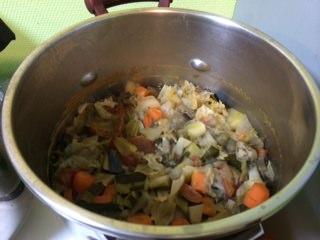 La soupe de maman Ourse