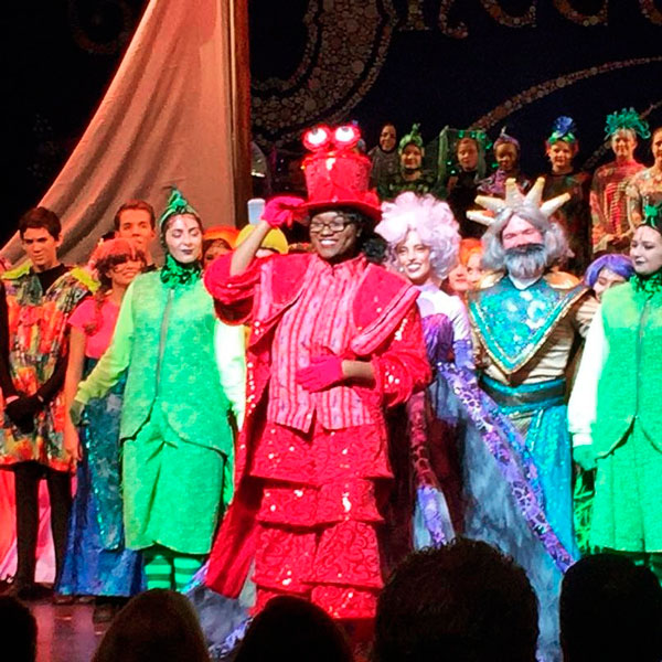 Sacred Heart Academy's yearly musical held at the Shubert Theatre