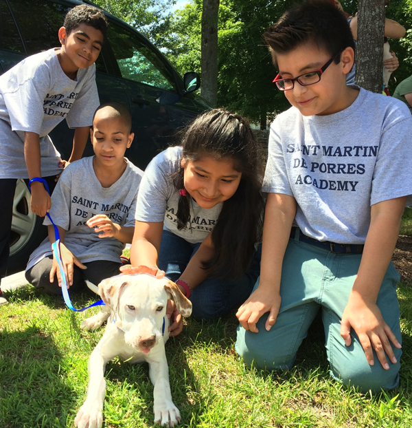 Mutt-u-grees program incorporates social and emotional learning