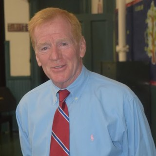 John Courtmanche SMPA Spring Fling Honoree