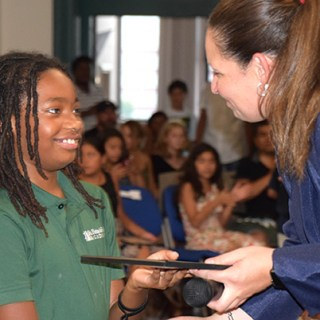 Students Receive $16,000 Scholarships