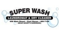Super Wash logo form