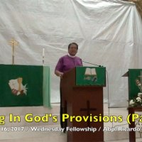 Overcoming the Hindrances for Provision in your Life (Part 2)
