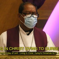Living in Christ: Dying to Ourselves