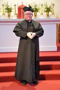 The Reverend R Trent Fraser